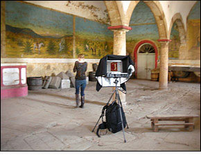 Tetlapaya Hacienda, site of our Fall 2007 catalog photo shoot
